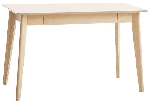 Radni stol KALBY 60x120 svijetli hrast