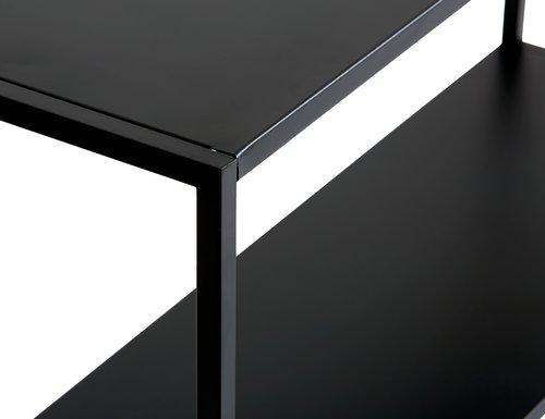 Konsolbord VIRUM 26x80 sort