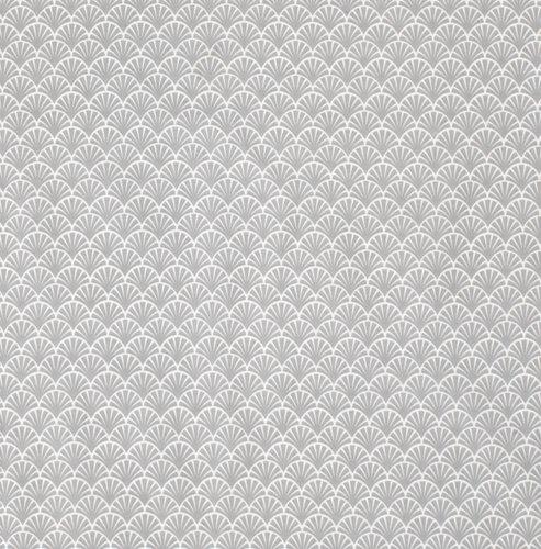 Tekstilvoksdug BOTNEGRAS 140 grå