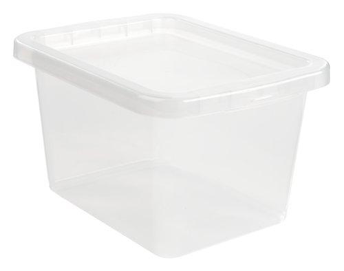 Κουτί αποθήκ. BASIC BOX 9L μ/καπάκι