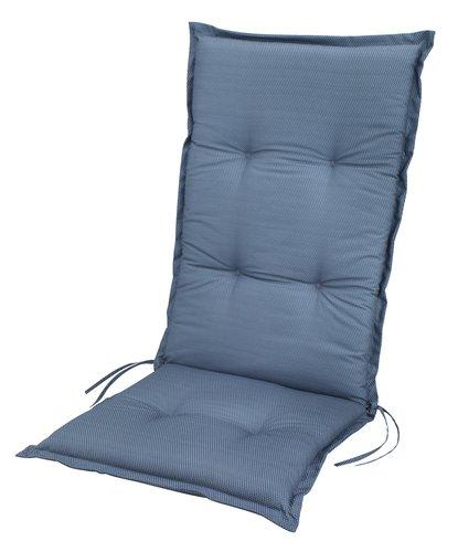 Възгл. за регул. стол LANGMOSE синя