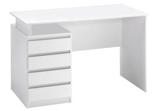 Desk MESINGE 60x118 white