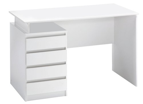 Radni stol MESINGE 60x118 bijela