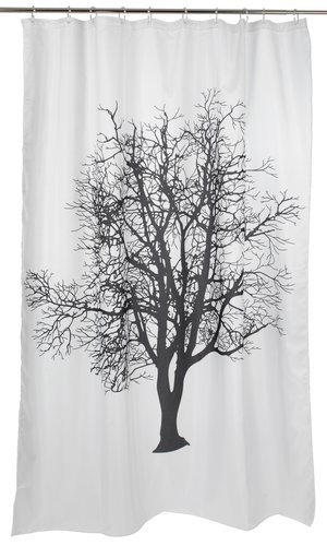 Shower curtain MARIEBY 180x200 KRONBORG