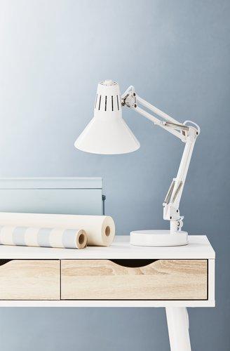 Lampa stołowa ERNST Ś15xW55cm mix