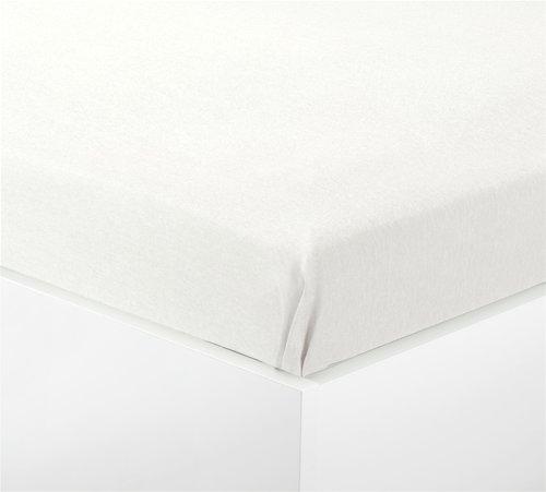 Plahta flanel 140x250cm bijela