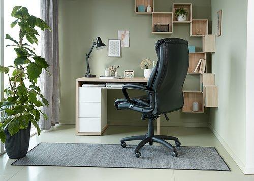 Office chair TJELE black