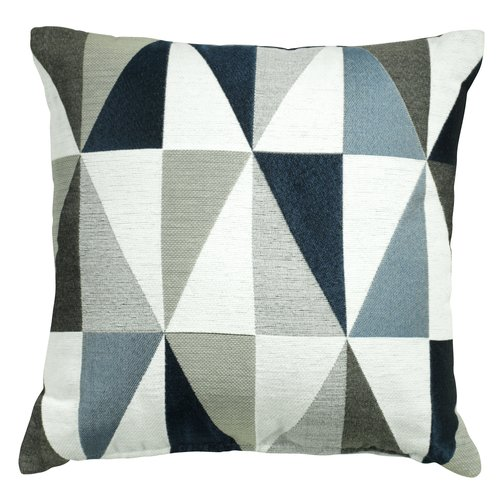 Cushion TEMPELTRE 45x45 blue/grey