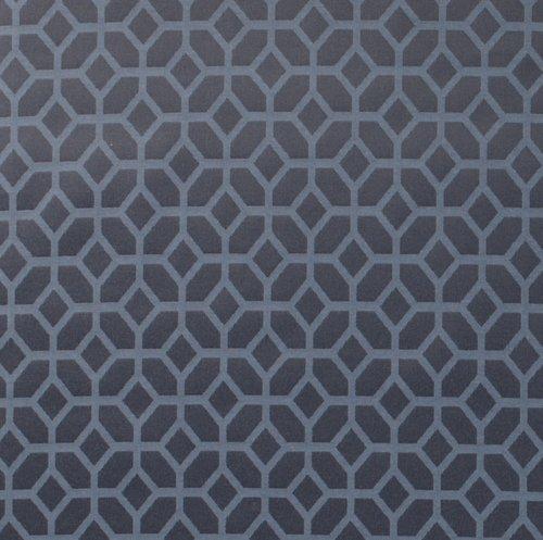 Tekstilvoksdug SVARTOR 135cm blå