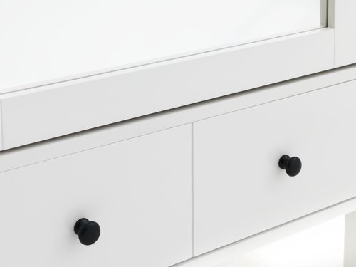 Wardrobe TERPET 60x180 white