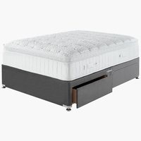 Divan Base Double GOLD D10 4 drw