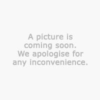 Ręcznik hamam 90x150 VENA biały/nieb.