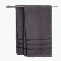 Кърпа YSBY 30x50см тъмносива