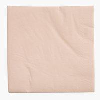 Servetten MOLTE ROSE 50st/pk papier