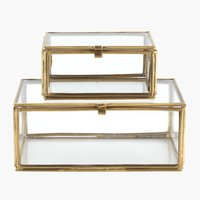 Jewellery box VIKEN 2 pcs/set
