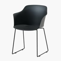 Chair SANDVED black