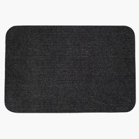 Doormat HAGTRON 57x38 dark grey