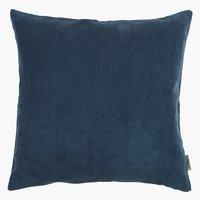 Fodera cuscino DUSKULL 50x50 blu scuro