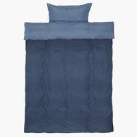 Set posteljine CATERINA 140x200 plava