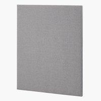 Sengegavl H10 PLAIN 90x115 grå-23