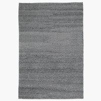 Matta RABBESIV 160x230 melerad grå