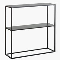 Console table VIRUM 26x80 black