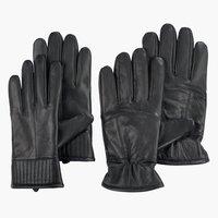 Δερμάτινα γάντια TRIAL unisex διάφ.