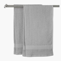 Hand towel UPPSALA 50x90 light grey