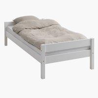 Bed frame VESTERVIG SGL white