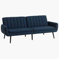 Καναπές-κρεβάτι HARNDRUP σκούρο μπλε