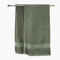 Μεγ.πετσέτα μπάνιου KARLSTAD χακί