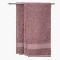 Ręcznik KARLSTAD 100x150cm szarobrązowy