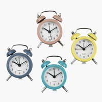 Ceas cu alarmă RISO 5x8cm var.