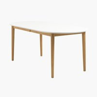 Dinning table EGENS 90x190/270 white