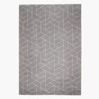 Tæppe CIKORIE 160x230 grå