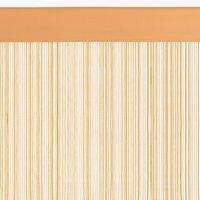 Завеса ресни NISSER 90x300 жълта