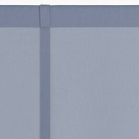 Gardin VESTVANNET 1x120x140 ljusblå