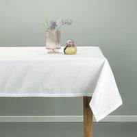 Tischdecke OLVON 140x320 weiß