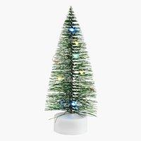 Χριστουγ.δέντρο GERE Ø6xΥ15cm μ/LED