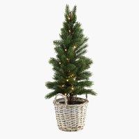 Künstlicher Baum GRANE H65cm m/30 LED
