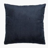 Pyntepude VILLMORELL 45x45 mørkeblå