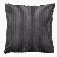 Pyntepute VILLMORELL 45x45 mørk grå