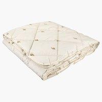 Одеяло KVANNDAL верблюж 200x220 900г
