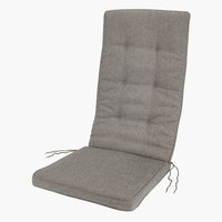 Coussin chaise réglable LARVIK sable