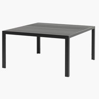 Table JERSORE W140xL140 black