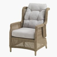 Fauteuil inclinable FALKENBERG nature