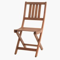 Folding chair VEN hardwood