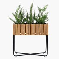 Plantenbak ENGHAUK B22xL62xH60 hout