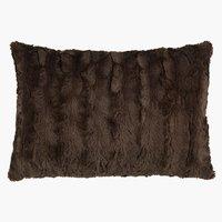 Cushion MYGGBLOM 35x50 brown