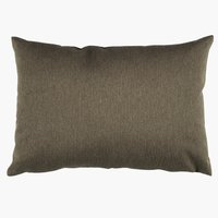 Cushion LILJE velour 35x50 green